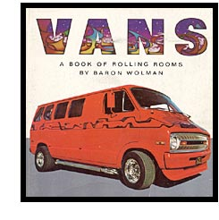 VANS: A Book of Rolling Rooms